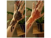 Henna Mehndi Services provided for all occasions