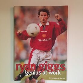 Two Manchester United books