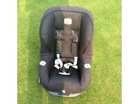Britain eclipse baby car seat.