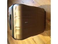 Large Carlton suitcase
