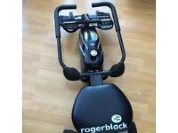 Roger black rower