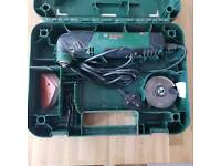 Bosch 190e multitool with accessories - spares or repair