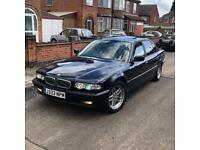 Bmw 740il 7 Series 740i L E38 4.4 V8 - Open To Offers