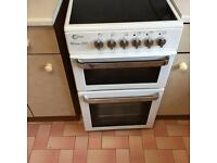 Stand alone 500mm flavel cooker