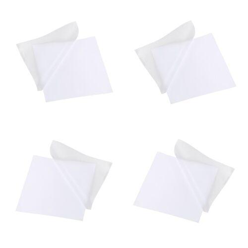 4pcs Down Jacket Repair Patch Adhesive Repair Kit for Campin