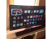 SAMSUNG 40- Inch SMART 3D FULL HD LED TV with Built-in Wifi,Freeview HD,Netflix, EXCELLENT CONDITION