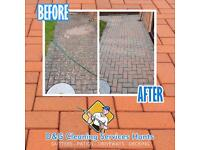 Driveway & Gutter Cleaning