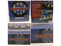 World Championship Darts Interactive DVD Game BRAND NEW AND SEALED