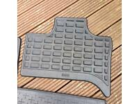 BMW X5 Official Part Heavy Rubber Overmats - Full Set