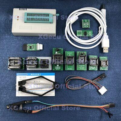 Xgecu Tl866ii Plus Programmer Support Spi Flash Nand Eeprom Mcu Pic Avr12 Parts