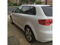 Audi A3 1.6 TDI SE Sportback 5dr. Price reduced for quick sale.
