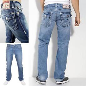 Men's True Religion Jeans New