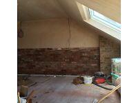 Bricklayer/stonemason