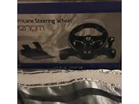 PS4/PS3 steering wheel