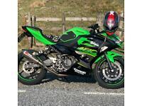 Kawasaki Ninja 400 2019 KRT Edition