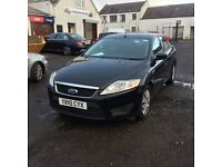 2010 FORD MONDEO EDGE 2.0L TDCI AUTOMATIC, ONE OWNER, CRUISE CONTROL, FSH, YEAR MOT, WARRANTY