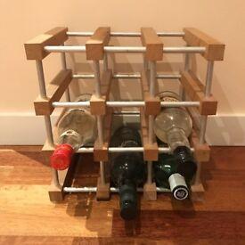 Habitat wine rack