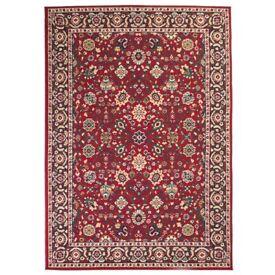 Oriental Rug 140x200 cm Red/Beige-132994