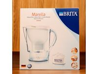 BRITA WATER JUG 2.4L, *used*