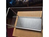Kitchen dish rack/drainer Stainless steel