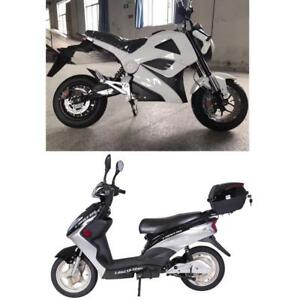 Electric Motorcycle - Ebikes - Electric Scooters - NO LICENSE/INSURANCE REQUIRED