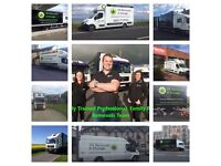 VK REMOVALS & STORAGE. IRELAND-UK SPECIALISTS 028877 55955