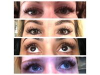 £40 FULL SET!!! Mobile Semi-Permanent Eyelash extensions! Fully qualified and Insured.