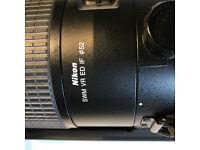 PRICE REDUCED: Nikkor Lens: AF-S NIKKOR 200-400mm f/4G VR