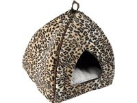 cat igloo bed never used