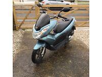 Honda PCX 125 Scooter 2014 7573 miles