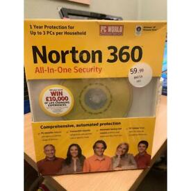 Norton 360 all in one security