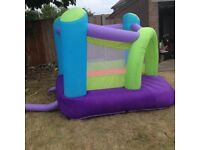 6ft square kids bouncy castle