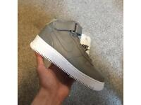 Nike Lab Air Force 1 Mid | UK 4 | New in replacement box.