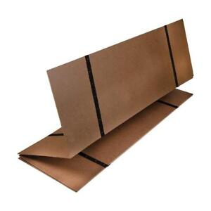 NEW DMI Folding Bed Board Mattress Support, Twin Size, Brown