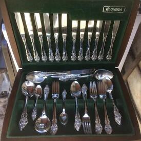 Oneida Canteen of Cutlery