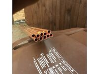 15 mm copper pipe