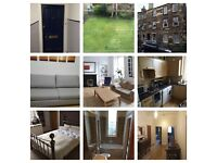 Wonderful fully-furnished 3 double bed flat to rent