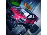 Traxxas xmaxx 8s lipo brushless rc radio controlled car