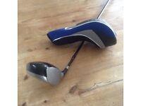 Ladies titanium golf driver