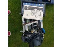 ELU (Dewalt brand) MOF 97 Professional Router in protective hard case - originally cost £400