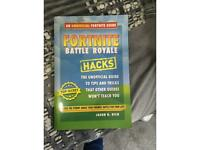 Fortnite gamer book