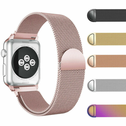 milanese loop band strap for apple watch