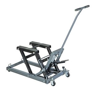 1500 LB ATV MOTORCYCLE JACK LIFT HOIST STAND NEW
