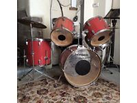HOHNER DRUMS, DRUM KIT, PERCUSSION