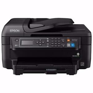 Epson WorkForce WF-2750 Wireless All-In-One Inkjet Printer new/boxed