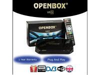 Openbox V9s with 12 months gift Plug&play openbox sKYBox v5s v8s f5s f5 f3s f3