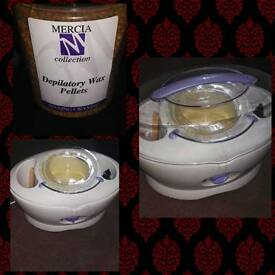 Rio wax pot and wax refill