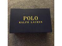 Men's Ralph Lauren loafer shoes
