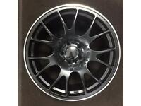 tq111 Skoda new alloy wheels 5x112 sEAT Audi Vw Volkswagen Mercedes