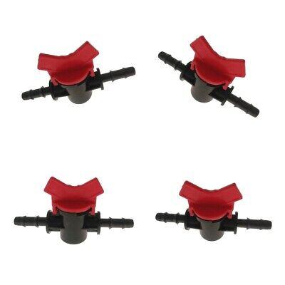 4 Pieces Flow Meter Regulator Limiter Shower Hose Seal Flow Restriction Hot